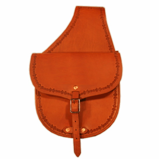 1 Strap Saddle Bags