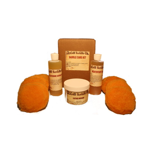 McCall Saddle Care Kit