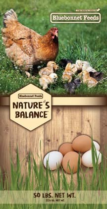 Natures Balance Egg Booster Crumbles